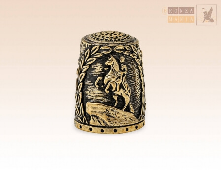 Эксклюзивные наперстки из бронзы для рукодельниц и коллекционеров