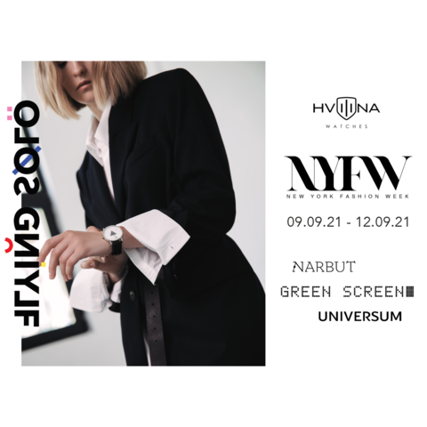 HVILINA at New York Fashion Week