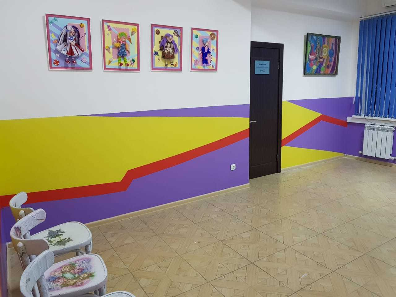 Первый филиал школы А. Кастеева