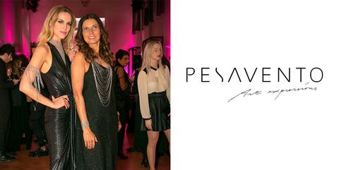 Гости стенда PESAVENTO на ювелирной выставке VicenzaOro Январь 2020
