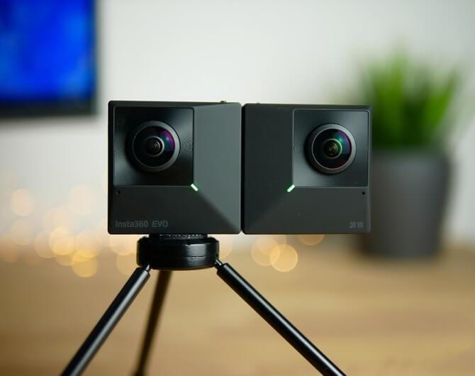 Insta360 EVO: обзор + фишки