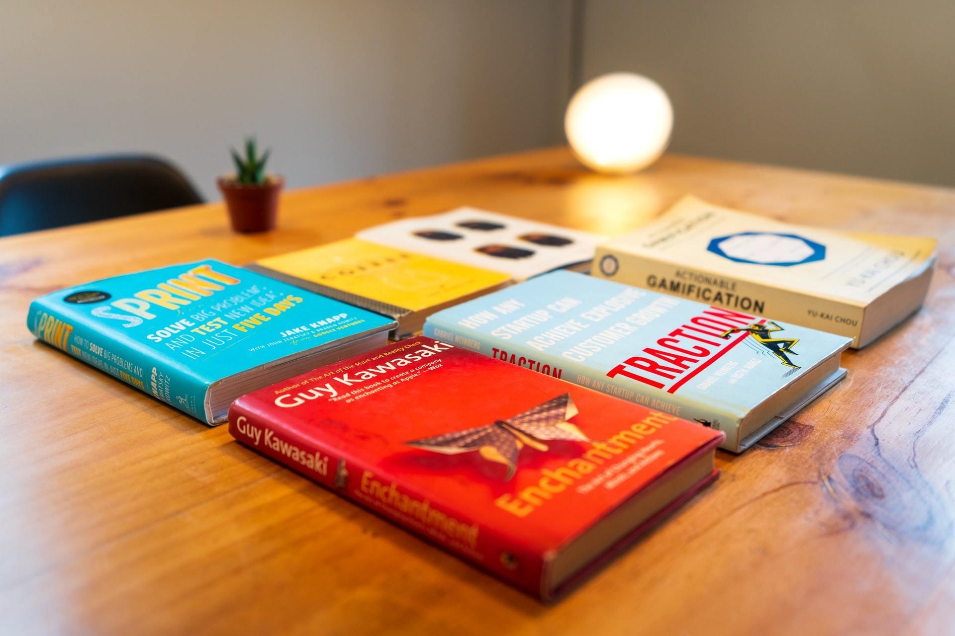 Рейтинг книг о бизнесе