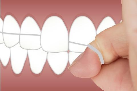 Польза использования зубной нити