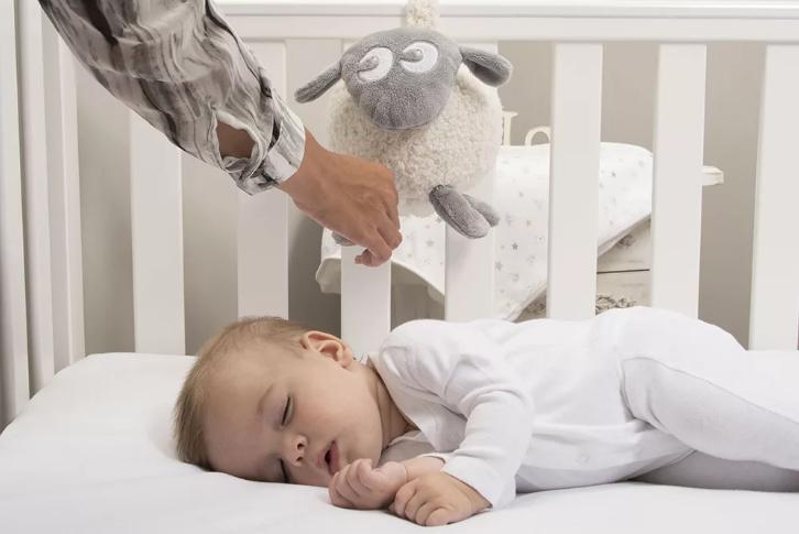 Белый шум: укрепляем сон ребенка.