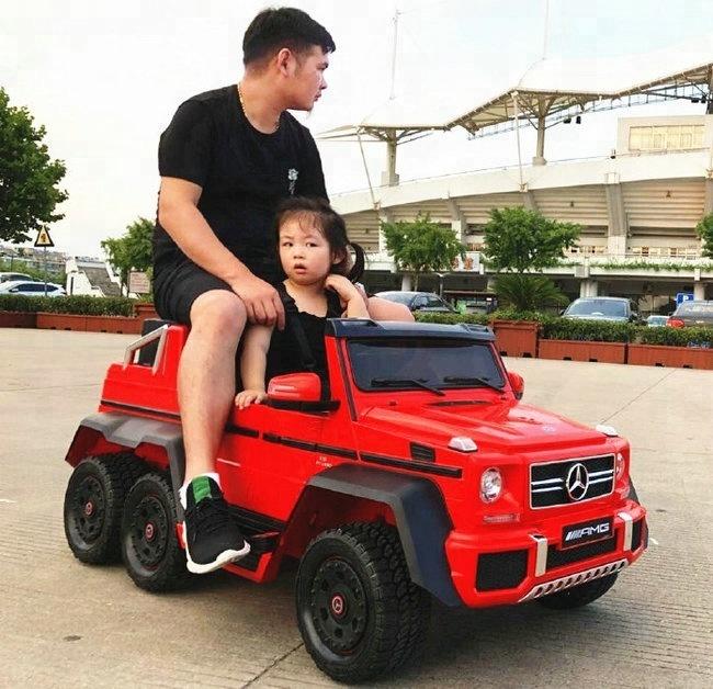 Детский электромобиль - эксплуатация