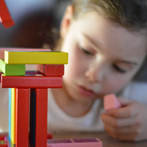 С чего начать освоение игр с ребенком?