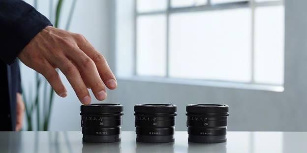 Новые объективы Sony серии G  для полнокадровых камер