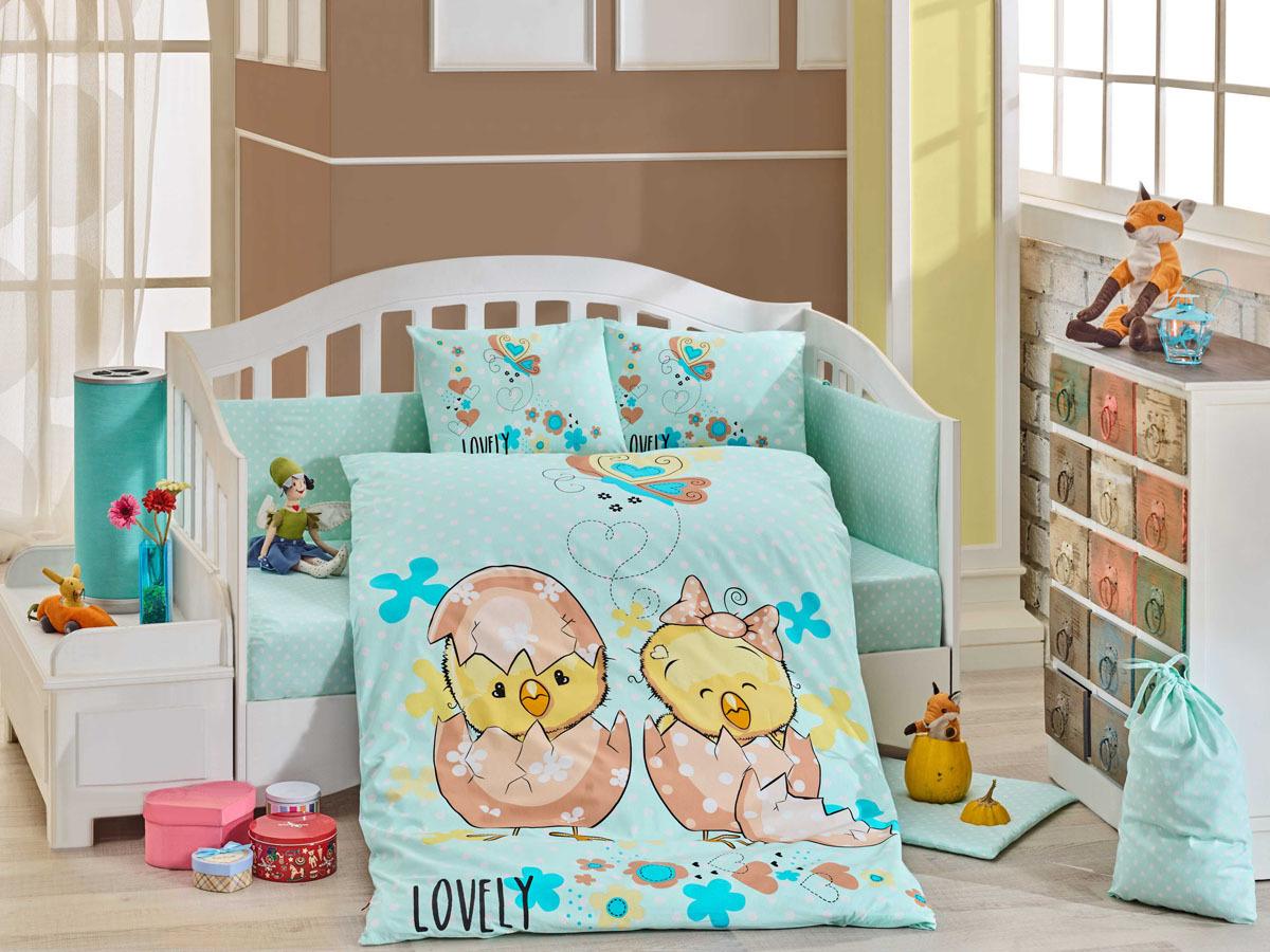 Уход за постельным бельем для новорожденного: полезные советы