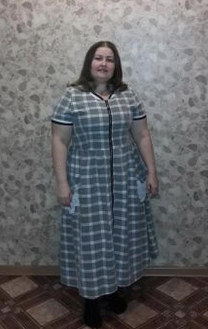 Отзыв о платье (нет на сайте 117)