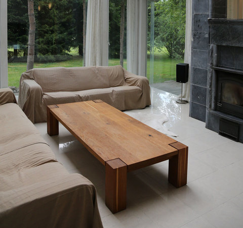 Made-To-Order Solid Wood Home Furniture With Custom Dimensions