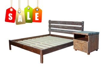 Большая распродажа тумбочек и кроватей