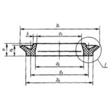 ГОСТ 6678-72 Манжеты резиновые уплотнительные для пневматических устройств