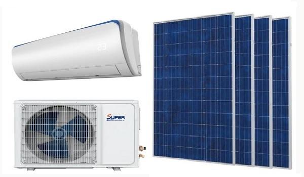 Кондиционеры на солнечных батареях для пенсионеров