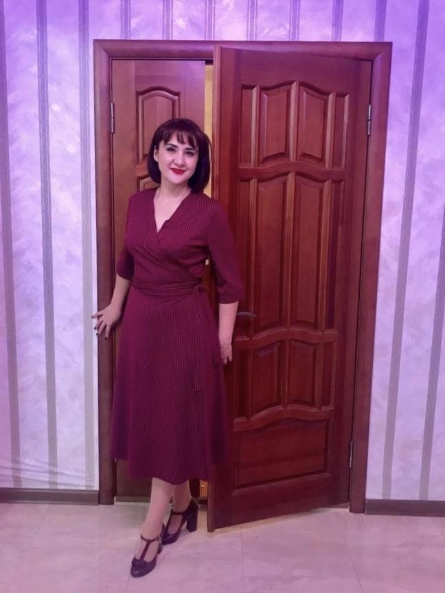 Отзыв о платье 6285