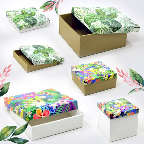 Корпоративная упаковка подарков: добавьте фирменного стиля!