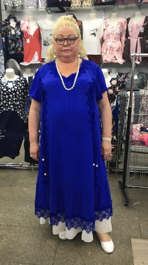 Отзыв о платье 5292