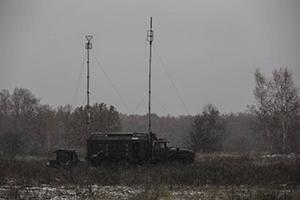 «Синица» на боевом посту в Беларуси