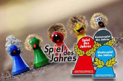 Награды в мире настольных игр