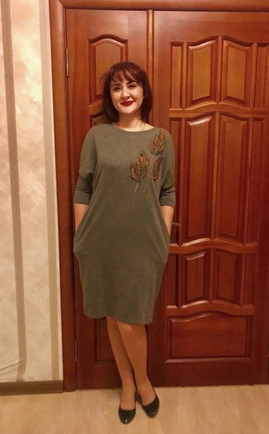 Отзыв о платье 5866