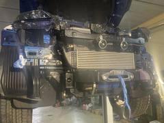 Разработан кронштейн для скрытой установки лебедки на автомобиль Mitsubishi L200 2020