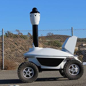Роботизированный Трал-Патруль для охраны периметра