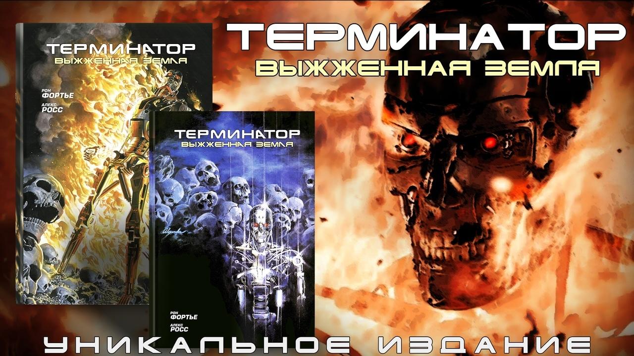 Терминатор: Выжженная Земля
