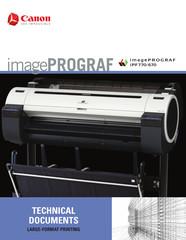 Коды ошибок широкоформатных плоттеров Canon imagePROGRAF 5xx, 6xx, 7xx.
