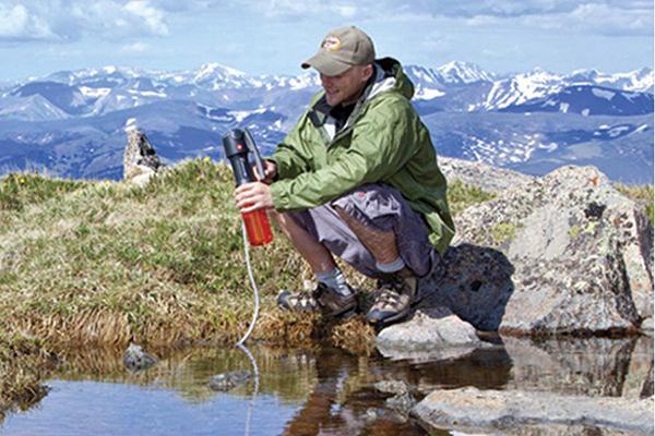 Действенные способы очистки воды в походе