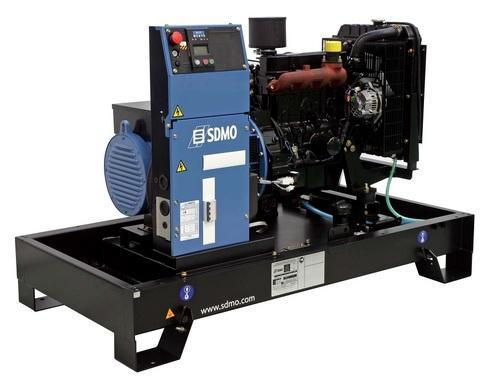 ДГУ SDMO T16K для энергетической компании