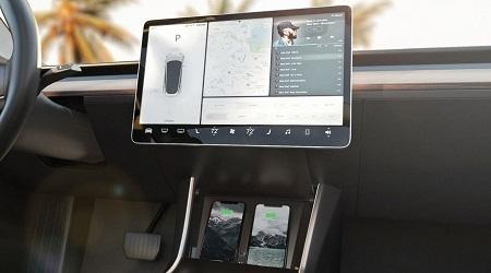 Зарядное устройство Nomad для Tesla Model 3!