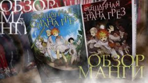 Обзор 1-ой и 2-ой книг «Обещанная Страна Грёз»