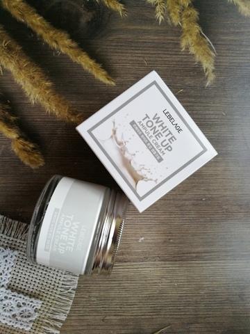 Обзор крема Lebelage Ampule Cream White Tone Up