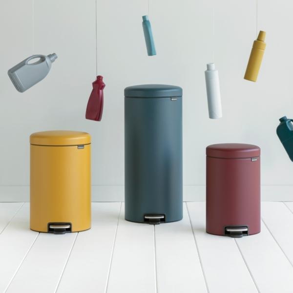 Brabantia помогает уменьшать Большое мусорное пятно
