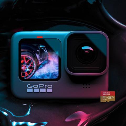 Новая GoPro HERO9 Black: видео в 5К и стабилизатор Hypersmooth 3.0