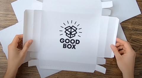 Видео-инструкция по сборке наших коробок