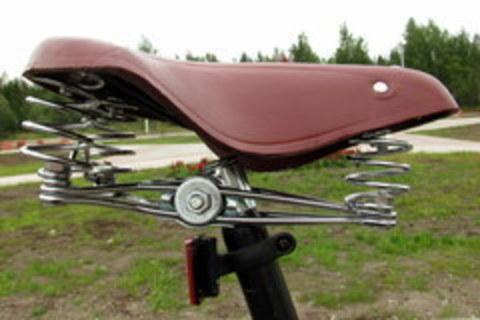 Как подобрать седло на велосипед