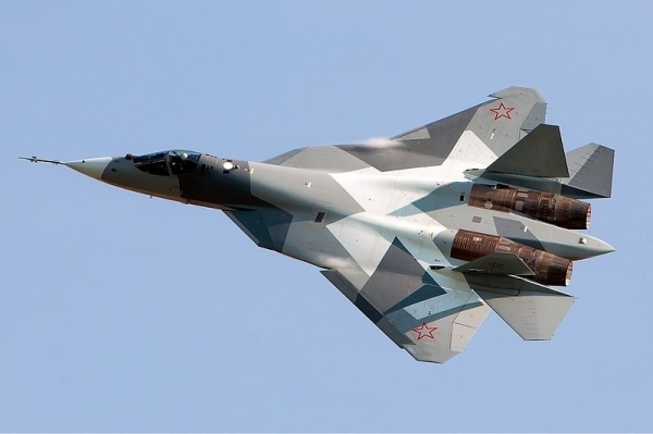 Старт серийного производства Су-57