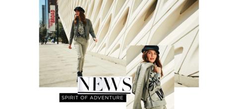 Spirit of Adventure | monari