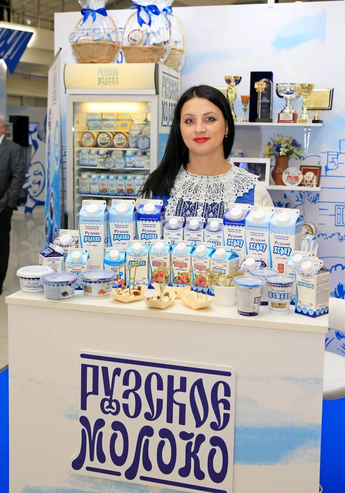 VI Молочный форум состоялся в Доме Правительства, Рузское Молоко приняло участие