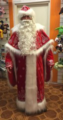 Новый костюм Деда Мороза! Ждем Ваших отзывов
