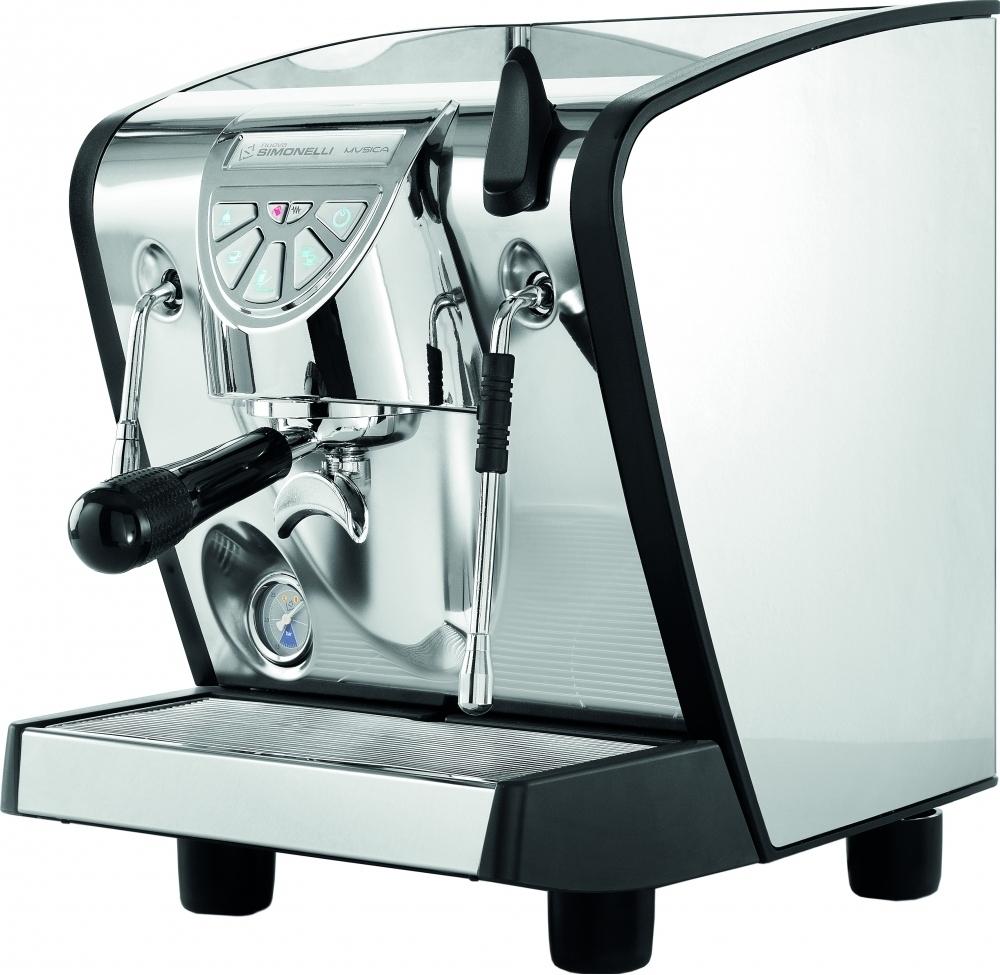 Основные типы кофемашин для ресторанов и кафе. ЧАСТЬ 1. Полупрофессиональные кофемашины.