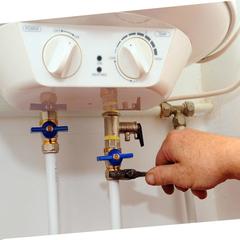 Правильна установка водонагревателя