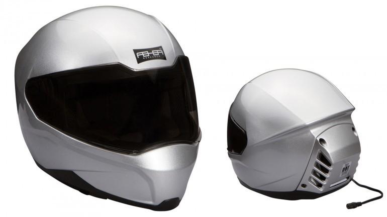 Американцы разработали байкерский шлем с кондиционером