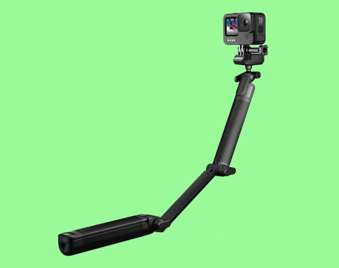 Обзор на монопод-штатив GoPro 3-Way 2.0 Grip/Arm/Tripod