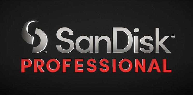 Объявлен новый бренд SanDisk Professional