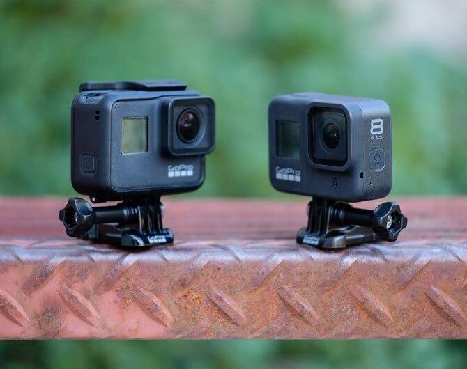 Какую GoPro выбрать?