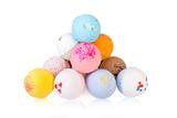 Бурлящие шарики для ванн