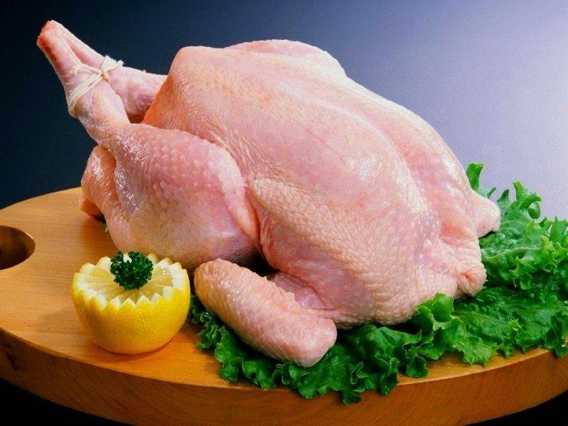 Курица, индейка