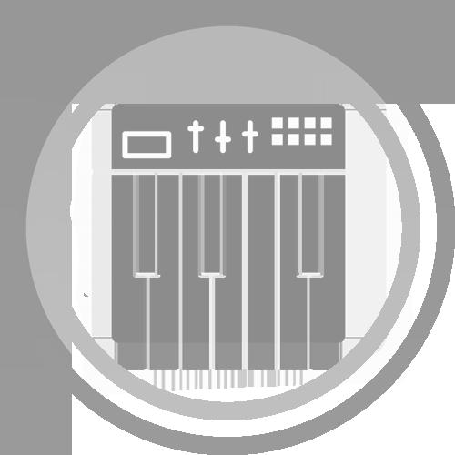 Синтезаторы профессиональные