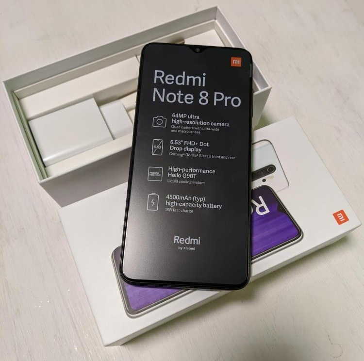 Redmi Note 8T/ 8 Pro
